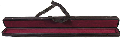 662-D Deluxe Single French Bass Bow Case - Bobelock