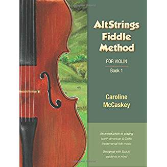 AltStrings Fiddle Method book 1