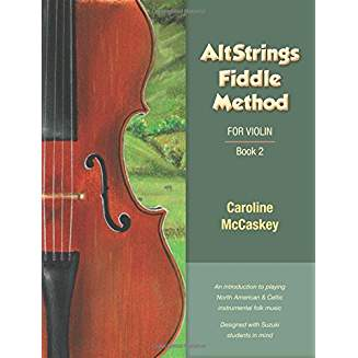 AltStrings Fiddle Method book 2