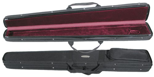 BC501 Single Bass Bow Case - Concord