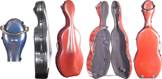 CC4600 Fiber Composite Cello Case