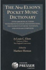 The New Elson's Pocket Dictionary