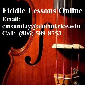 Fiddle Lessons