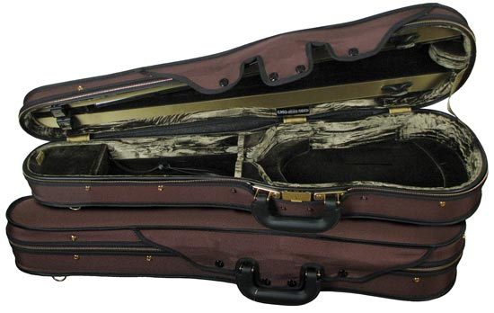 Gewa - Jaeger Prestige Shaped Violin Case