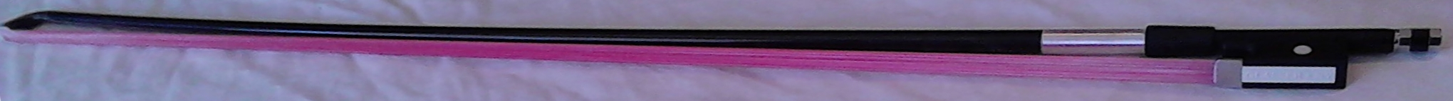Glasser Pink Hair Black Stick