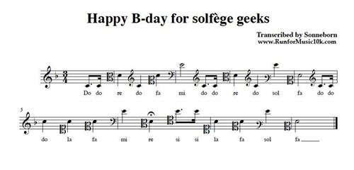 Happy Birthday for Geeks