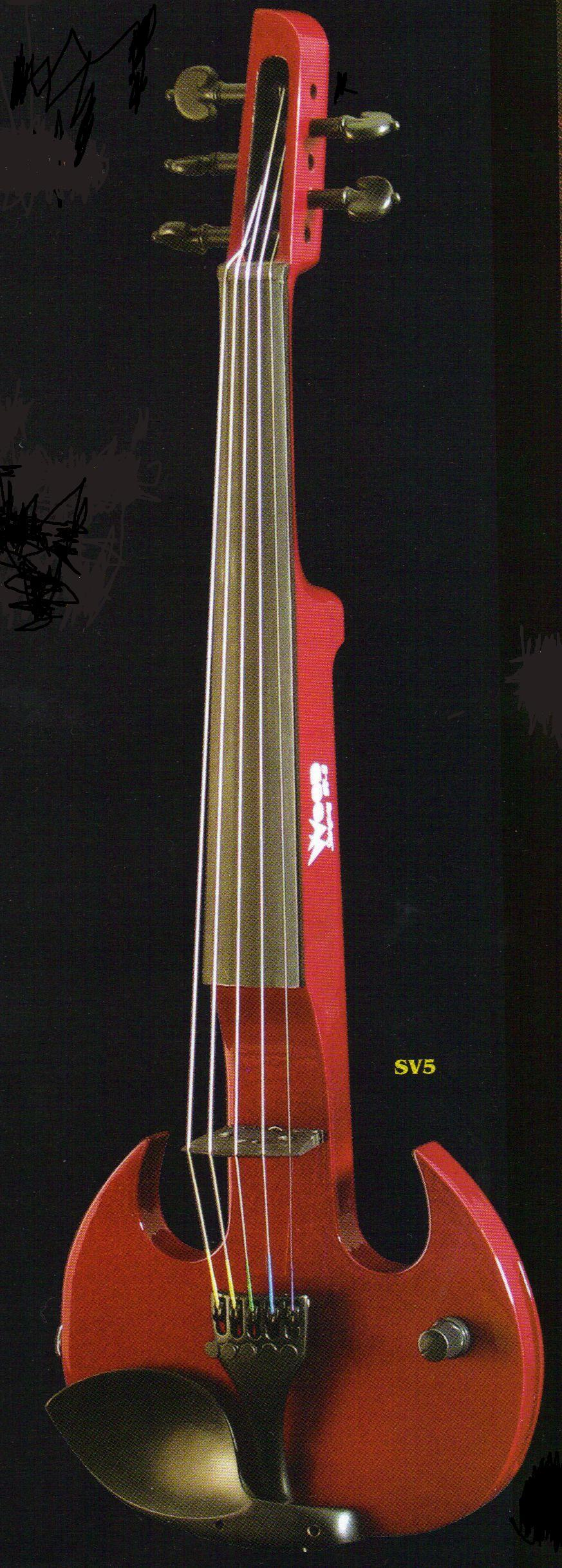 SV5 Stingray Electric Violin