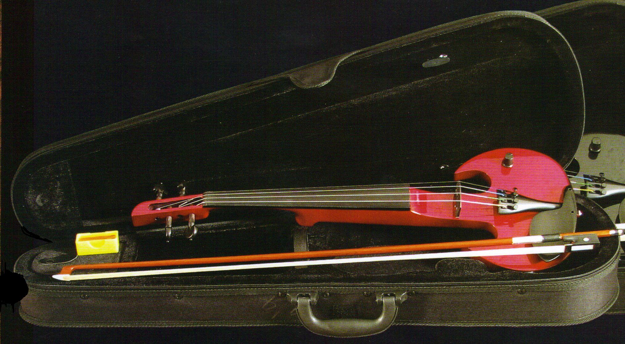 SV5 Stingray Electric Violin Outfit