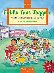 Fiddle Time Joggers, Bk. 1