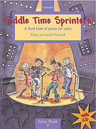 Fiddle Time Sprinters, Bk. 3