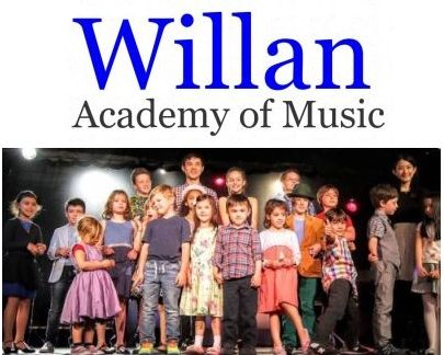 Willan Academy of Music Piano Lessons